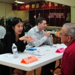 (右)心臟科Dr. John Reuter (左)骨科Dr. Jennifer Chu